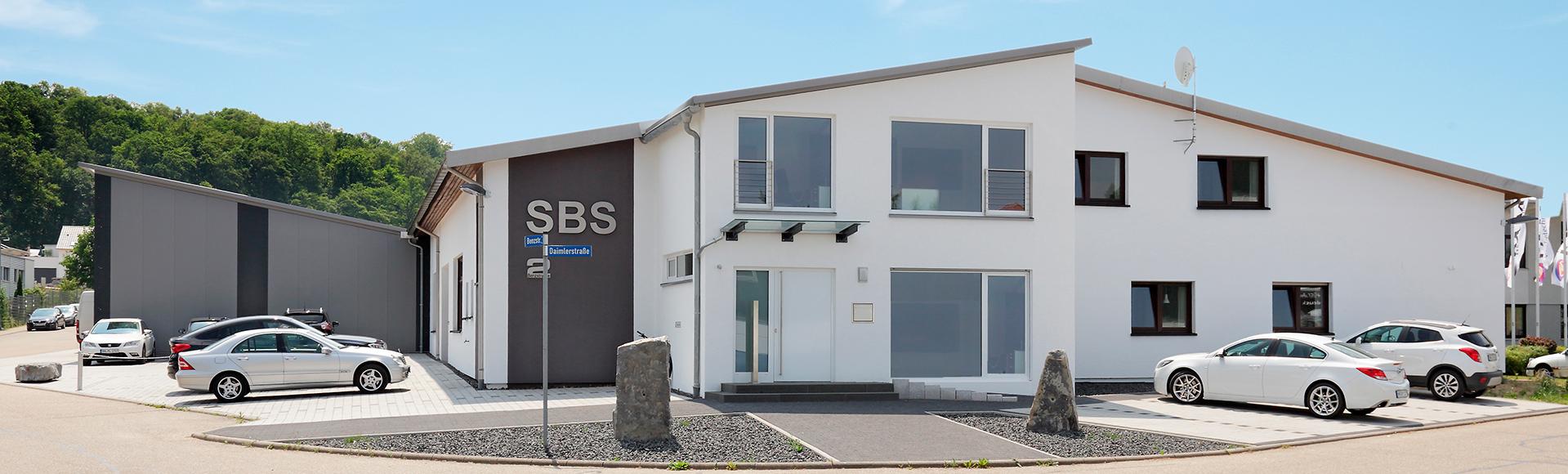 SBS Stanzteile Firmengebäude