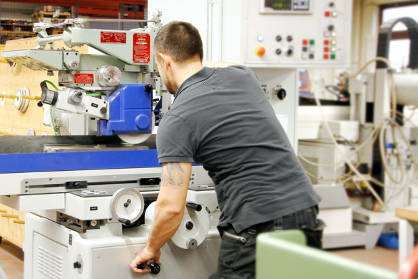 SBS Toolmaking is expanded thanks to several milling machines.