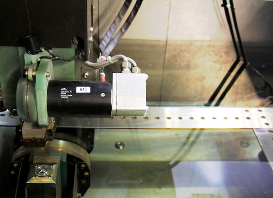 SBS Erodiermaschine Werkzeugbau